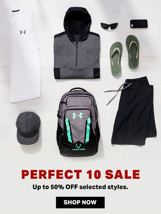 Under Armour Perfect 10 Sale