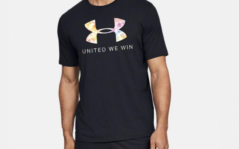 Men's UA UWW Pride Short Sleeve