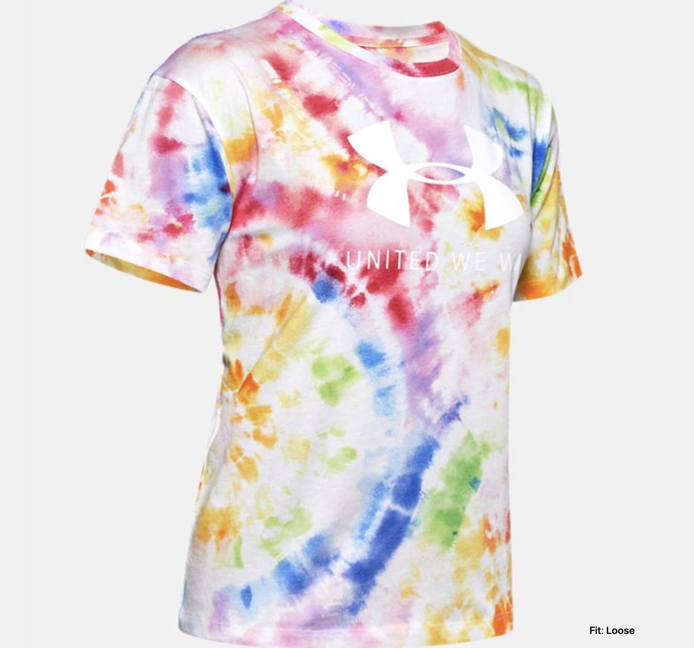 Women's UA Pride Fashion Graphic T-Shirt