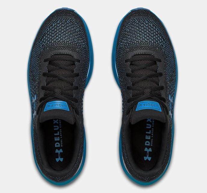 Men's UA Liquify Running Shoes Top