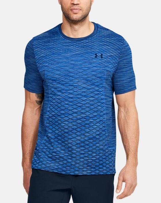 Men's UA Vanish Seamless Short Sleeve