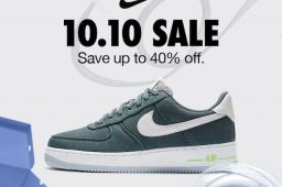 10.10 Sale On Activewear Brands | Nike, Under Armour, Adidas, JD