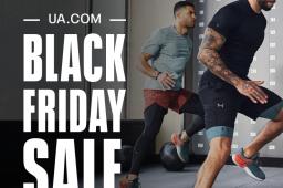 Under Armour Black Friday Sale