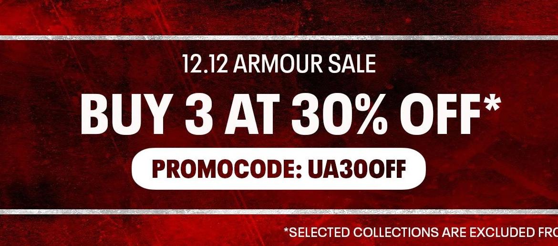 UA 12.12 promotion